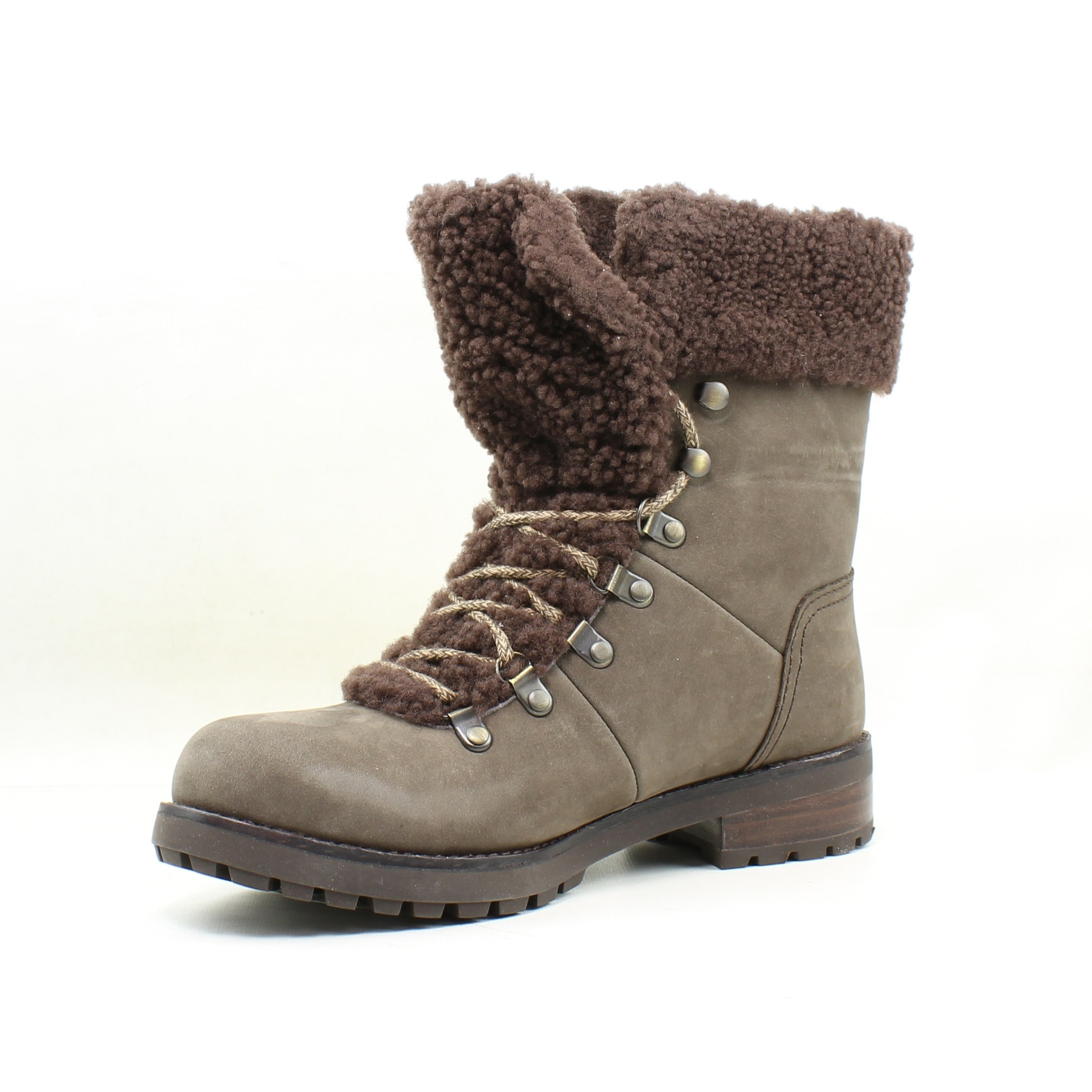 88c55554bf5 UGG Womens Fraser Stout Fashion Boots Size 7.5