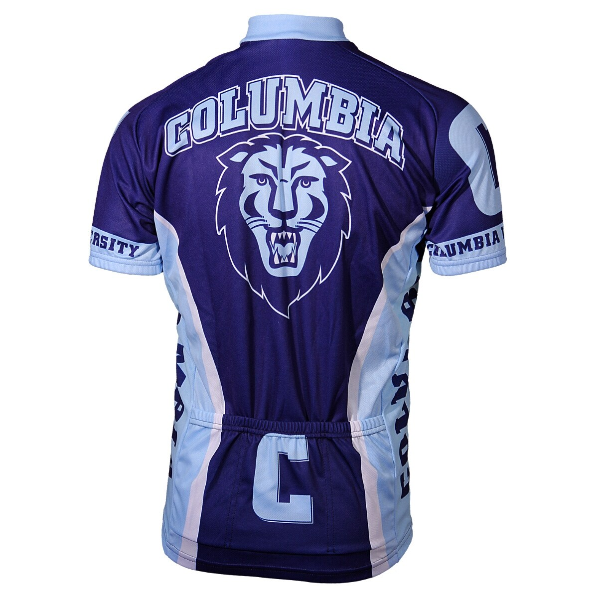 huge selection of 7bc5b fb177 Adrenaline Promotions Columbia University Lions Cycling Jersey - columbia  university lions