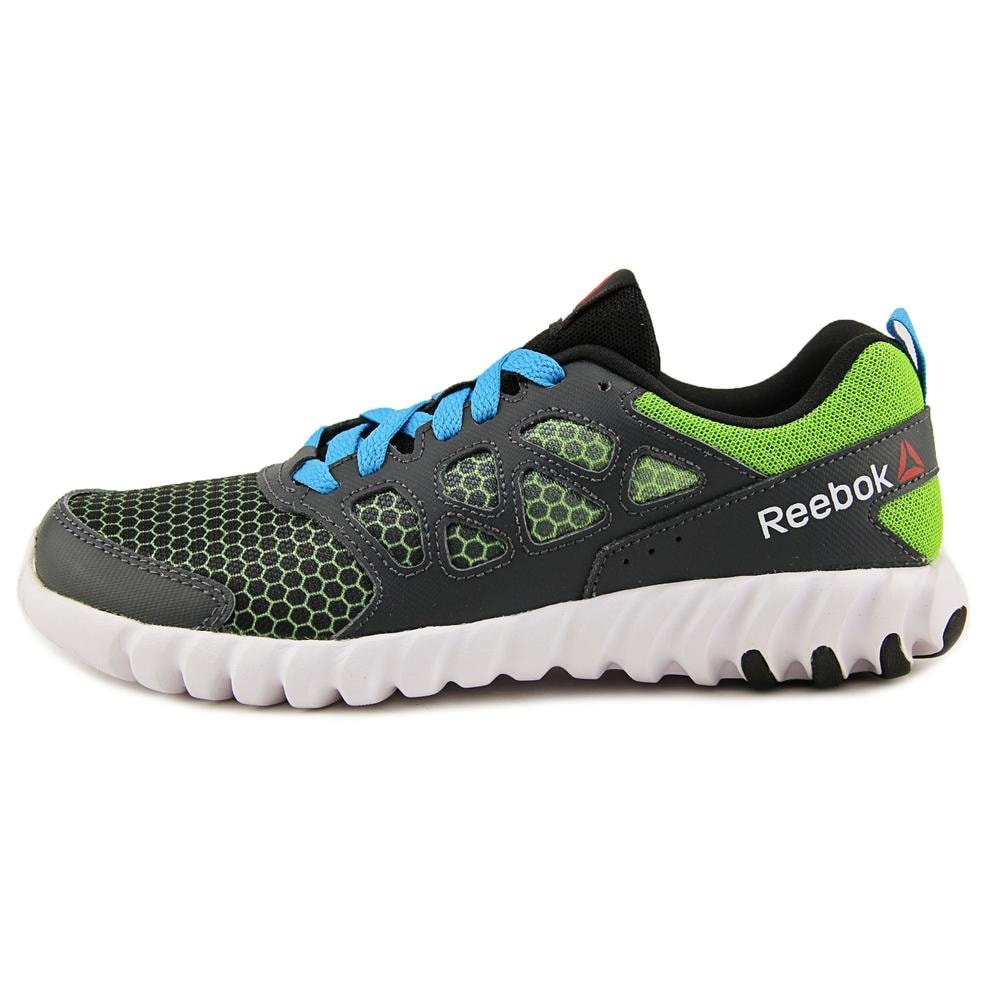 d2461267ea4aa9 Shop Reebok Twistform Blaze 2.0 Youth Round Toe Synthetic Multi Color  Running Shoe - Free Shipping On Orders Over  45 - Overstock.com - 16303399
