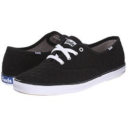 a50b80f0646 Shop Keds Women s Champion Eyelet Fashion Sneaker - Free Shipping On Orders  Over  45 - Overstock - 20354416
