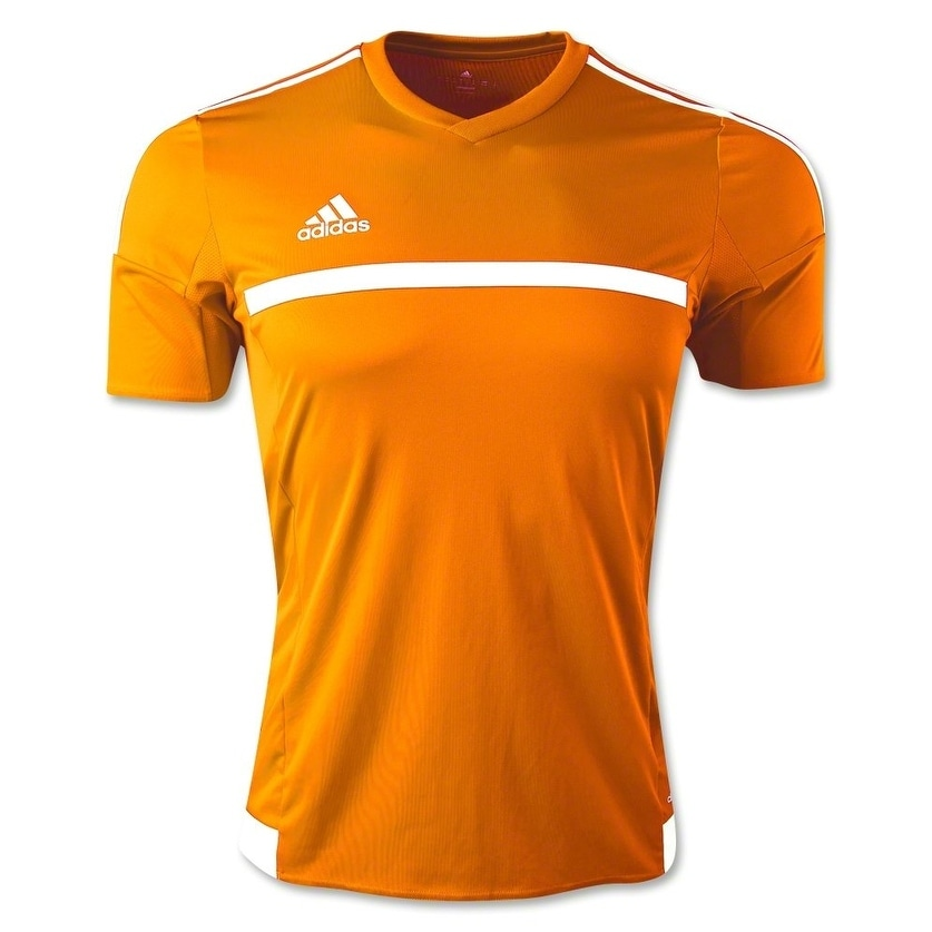 4d8232968 Shop Adidas Boys MLS 15 Match Jersey T-Shirt Bold Orange White - Orange -  Free Shipping On Orders Over  45 - Overstock.com - 26511016