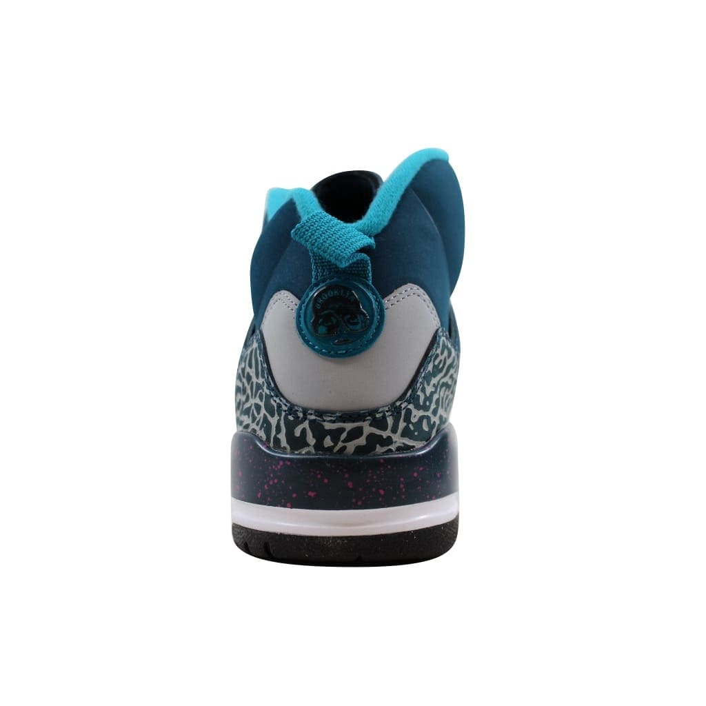 2e885fb73b6 Shop Nike Men s Air Jordan Spiz ike Space Blue Fusion Pink-Wolf  Grey-Tropical Teal 315371-407 - Ships To Canada - Overstock - 22340488