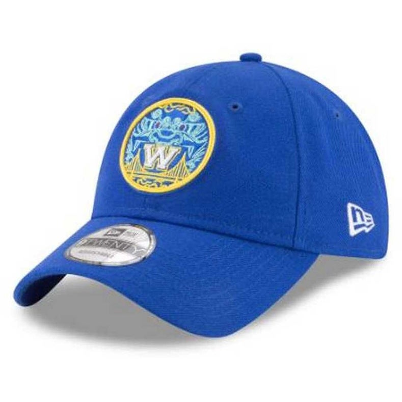 03ca0ced6f6 New Era NBA City Series Golden State Warriors 9Twenty Adjustable Hat  11543339