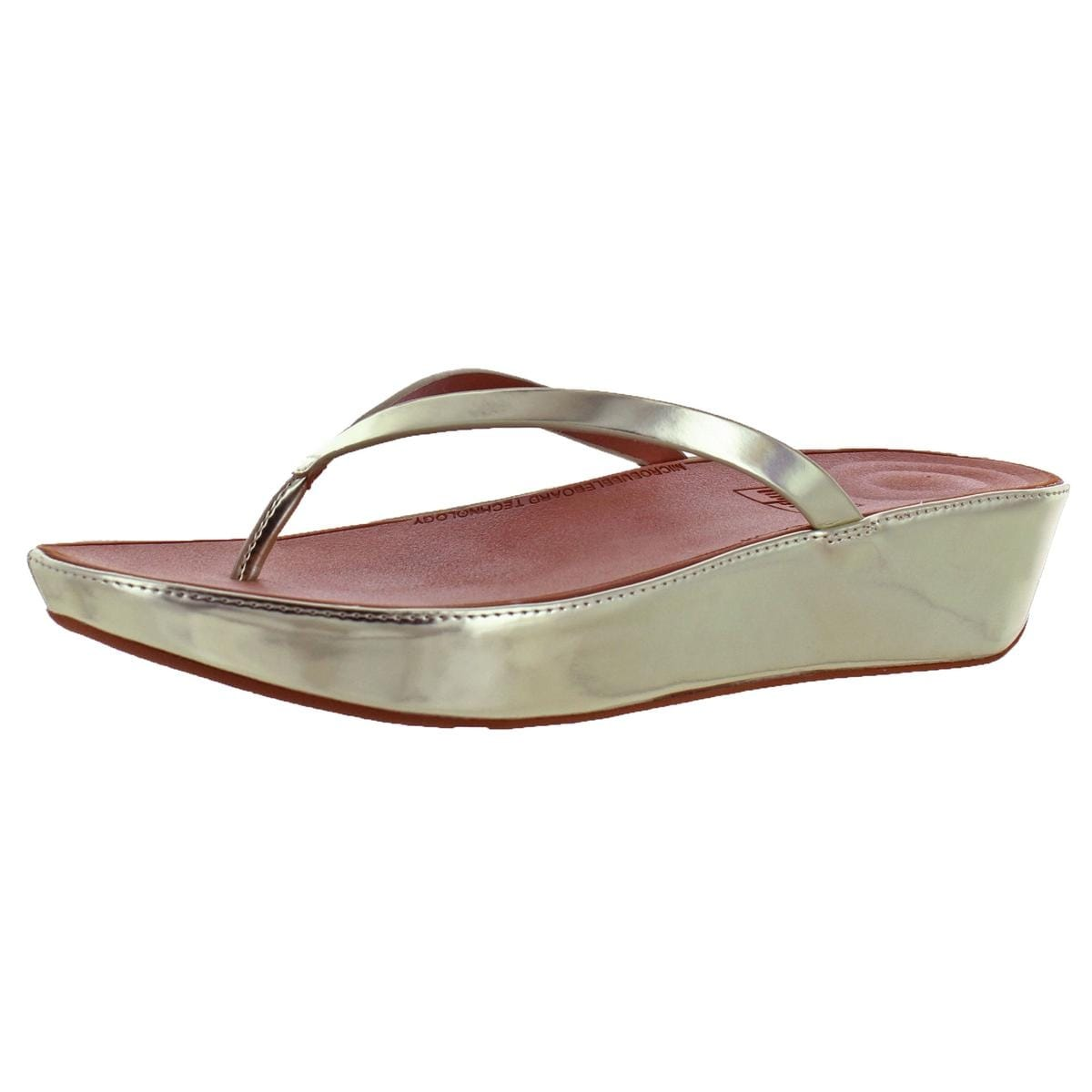 5e0b8daba Shop Fitflop Womens Linny Toe-Thong Thong Sandals Leather - Free Shipping  Today - Overstock - 26030164