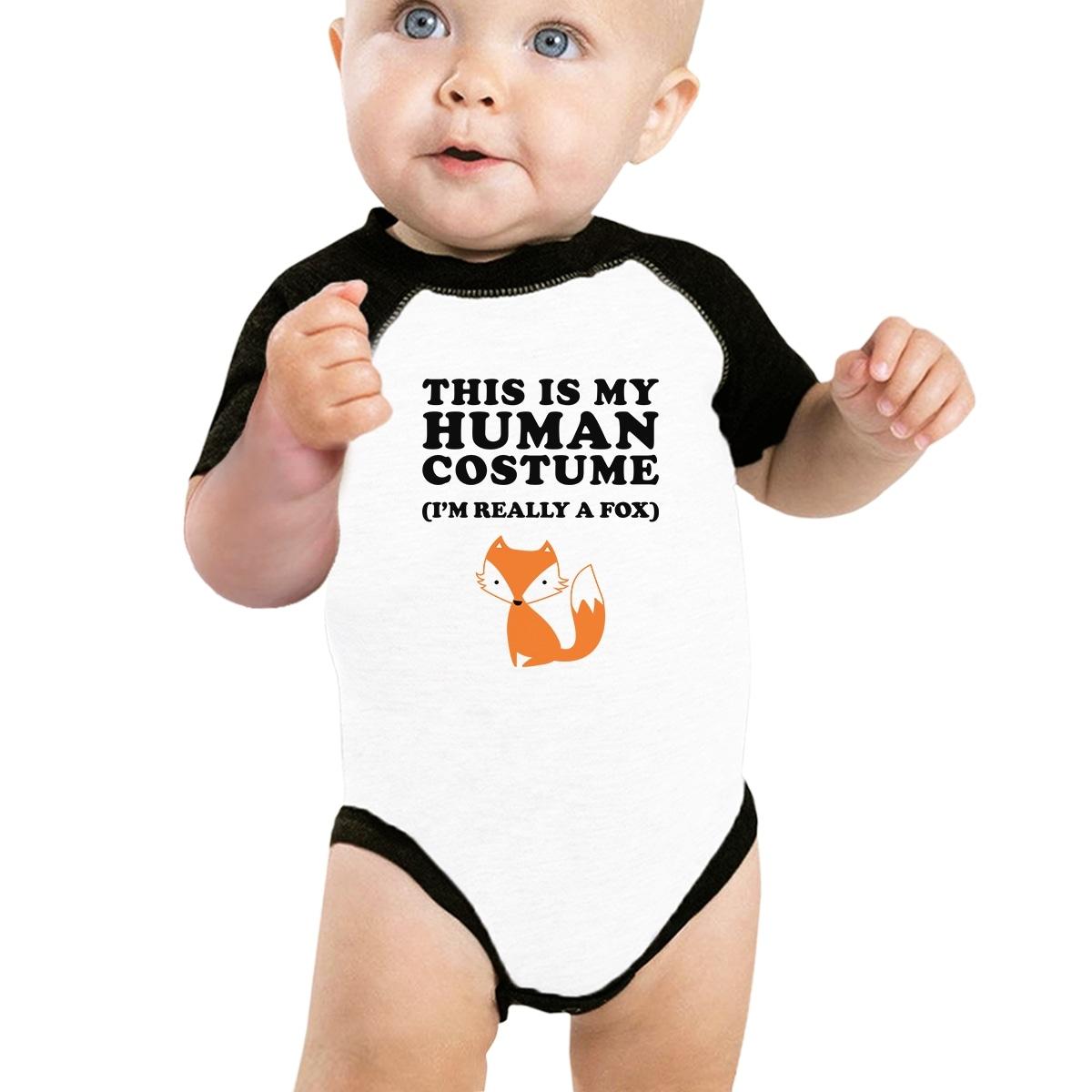 this is my human costume baby girl bodysuit halloween costume baby