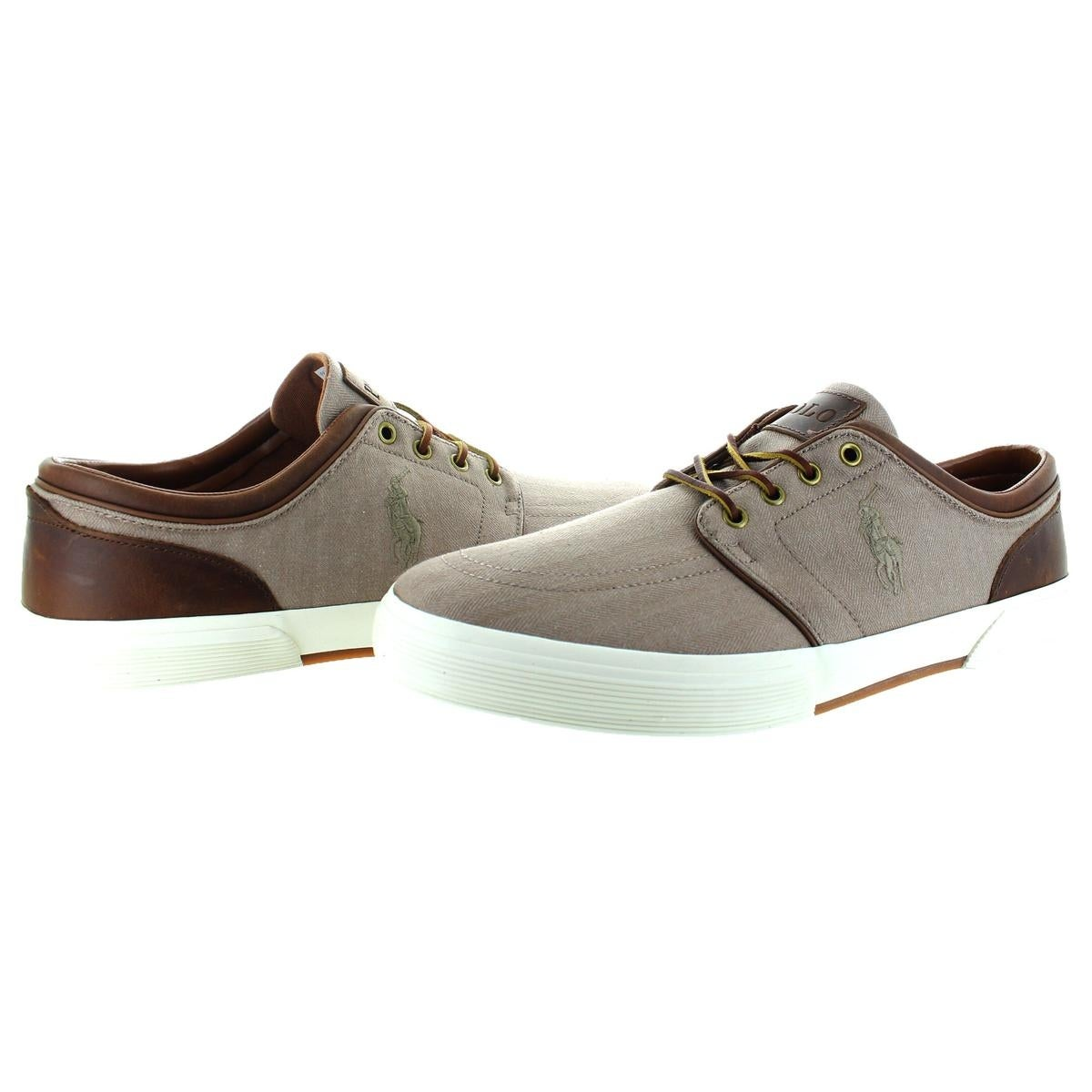 e0c76faf226 Shop Polo Ralph Lauren Mens Faxon Low Skateboarding Shoes Vulcanized  Fashion - On Sale - Free Shipping On Orders Over  45 - Overstock.com -  19315046