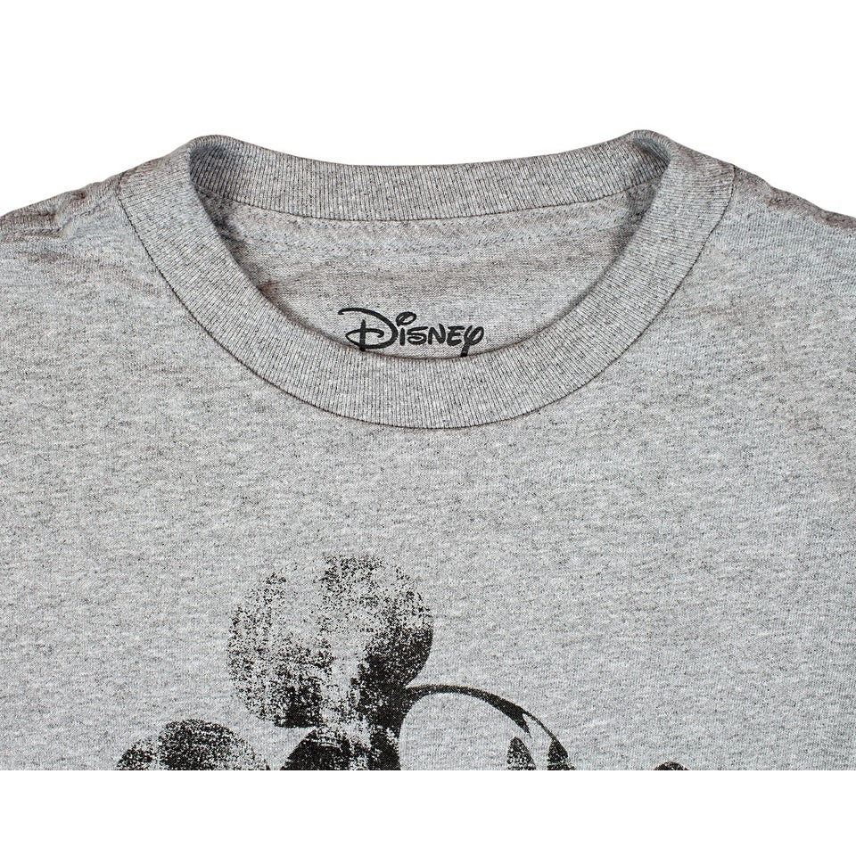 05c2ae19cb Shop Disney Mickey Mouse T Shirt Distressed Original Vintage Adult Men s  Tee - Free Shipping On Orders Over  45 - Overstock - 22824967