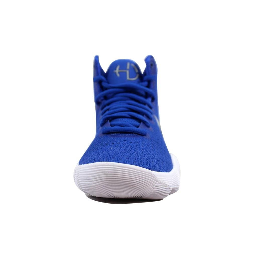 best service a4906 96332 Shop Nike Women s Hyperdunk 2017 TB Game Royal Metallic Silver 897813-401  Size 5 - Free Shipping Today - Overstock - 22340634