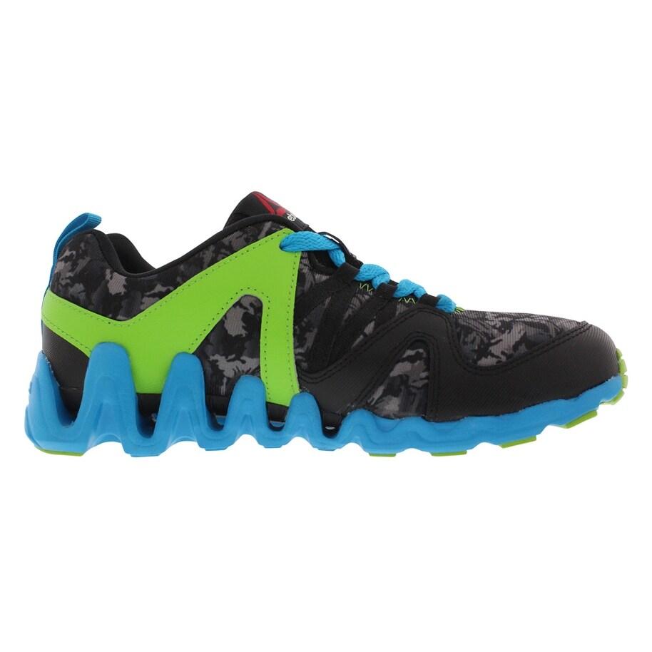 48deff97a03 Shop Reebok Zig Big N Fast Fire Running Preschool Kid s Shoes - Free  Shipping Today - Overstock.com - 22124560