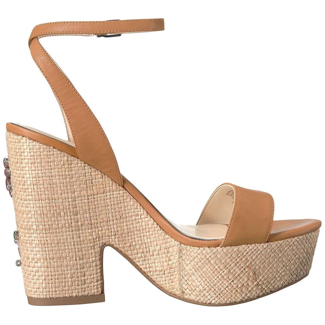 d033211debe Shop Jessica Simpson Women s Cressia Heeled Sandal - Ships To Canada -  Overstock - 24305796