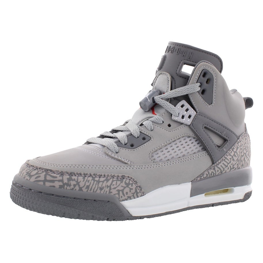 c91738f0c58d03 Shop Jordan Air Jordan Spizike Basketball Girl s Shoes Size - Free ...
