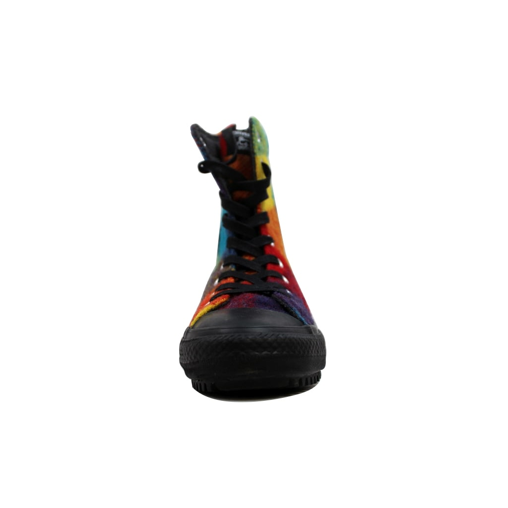 4372f99fab654d Shop Converse Women s Chuck Taylor Hi Rise Boot Yellow Bird Wool Multi  Color 549687C Size 6.5 - Free Shipping Today - Overstock - 19507630