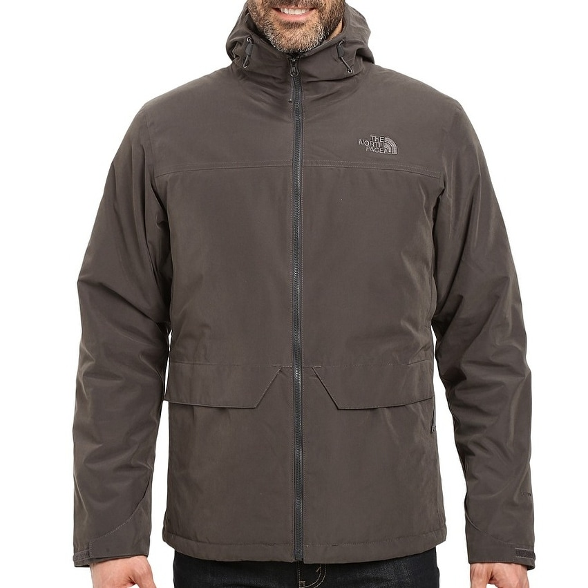a64e38191c Shop The North Face NEW Gray Mens Size XL Canyonlands Triclimate Jacket -  Free Shipping Today - Overstock.com - 18519588