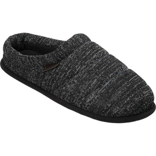 27ec019dcb93 Shop Dearfoams Men s Quilted Clog Slipper Black Multi - On Sale ...
