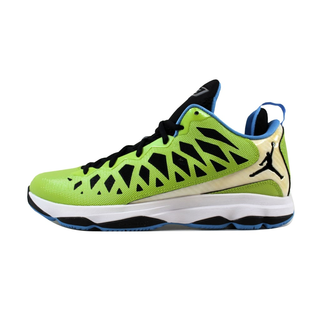 finest selection 5d66f aa192 ... buy shop nike mens air jordan cp3 vi 6 nitro pack atomic green black  white university