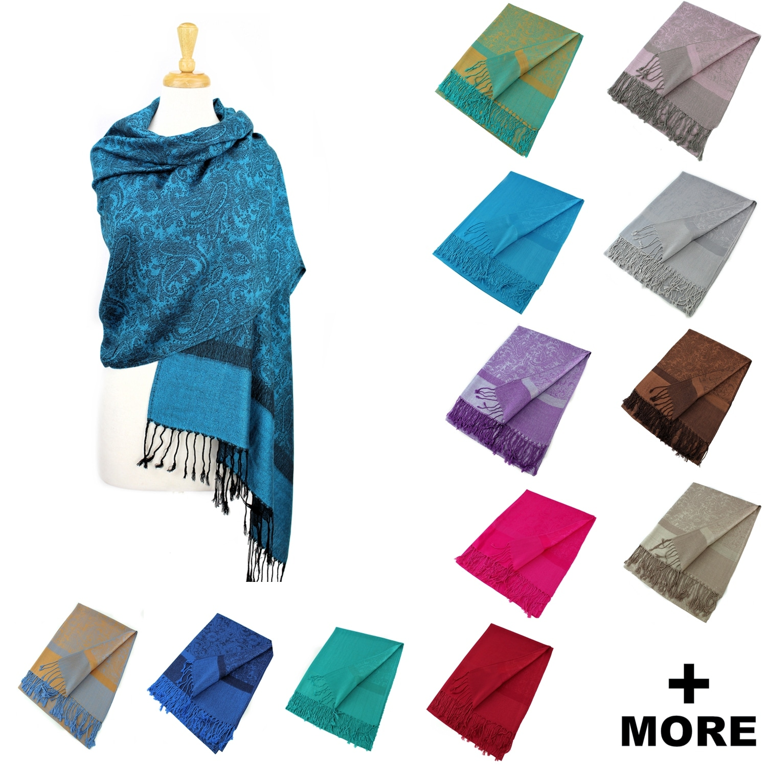 SCARVES ANIMAIL PRINT IN 6 COLOURS GREAT QUALITY