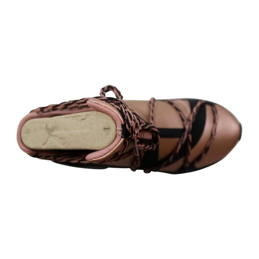 sports shoes e9b23 73fc0 Puma Fierce Rope Copper Copper Rose/Puma Black 190705 01 Women's