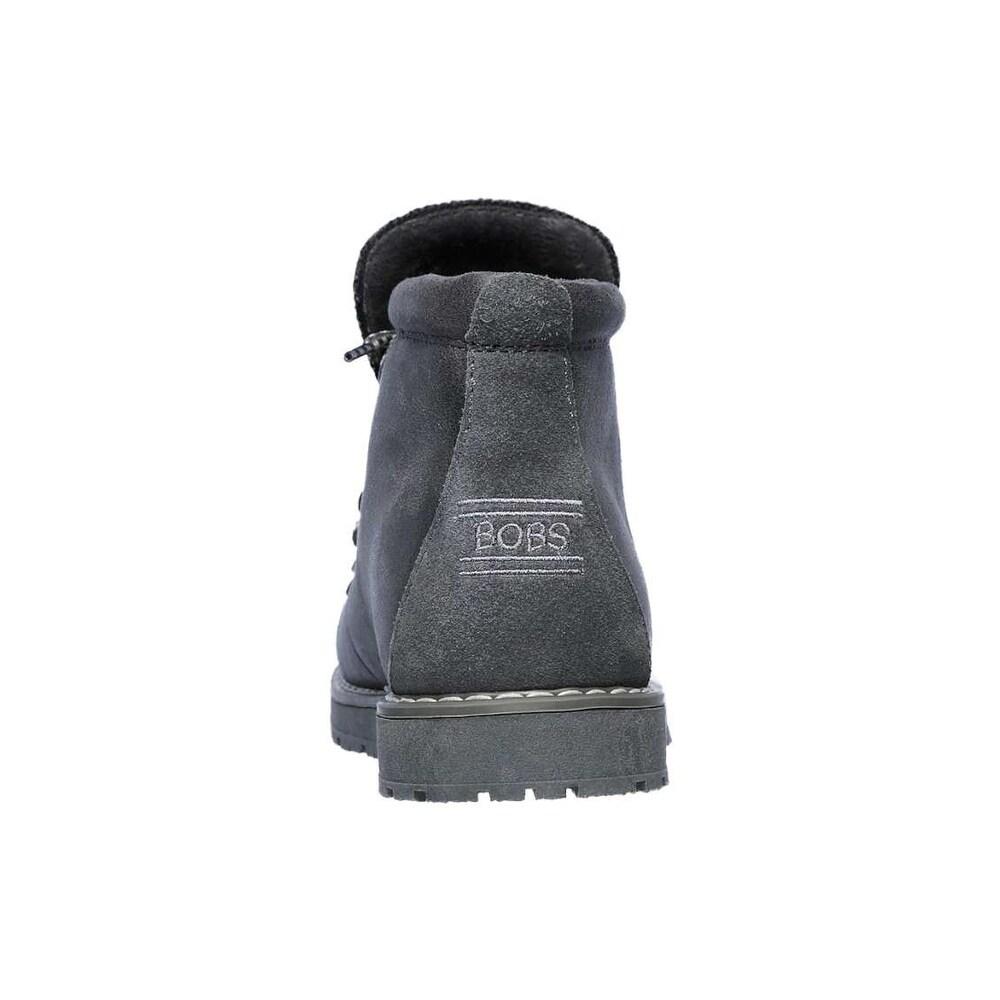 cd670d5f8b9ac Skechers Womens Alpine-Keep Trekking Closed Toe Ankle Fashion Boots