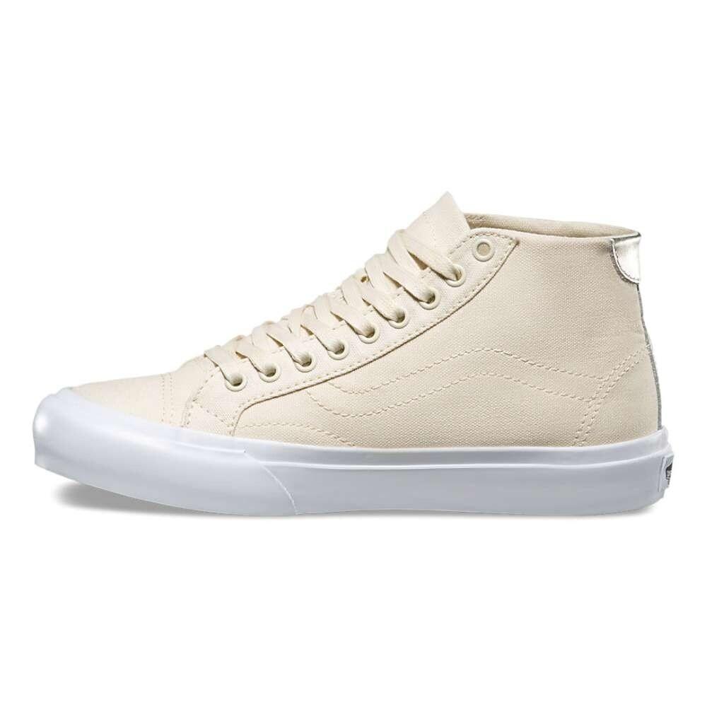 df0d17db3cb157 Shop Vans Mens Court Mid Canvas Low Top Lace Up Fashion Sneakers ...