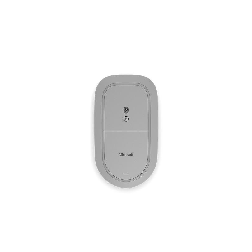 Microsoft - Elh-00001 - Ms Modern Mouse Bluetooth Gray