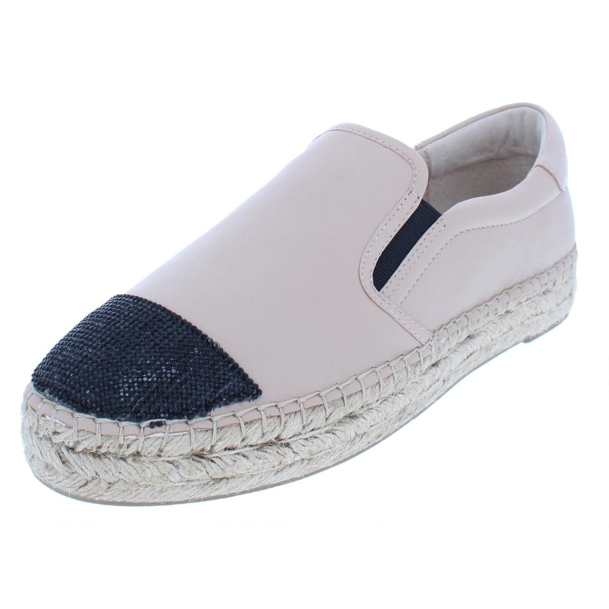 f8daa3e9e993f Shop Kendall + Kylie Womens Joss Loafers Leather Espadrille - Free ...