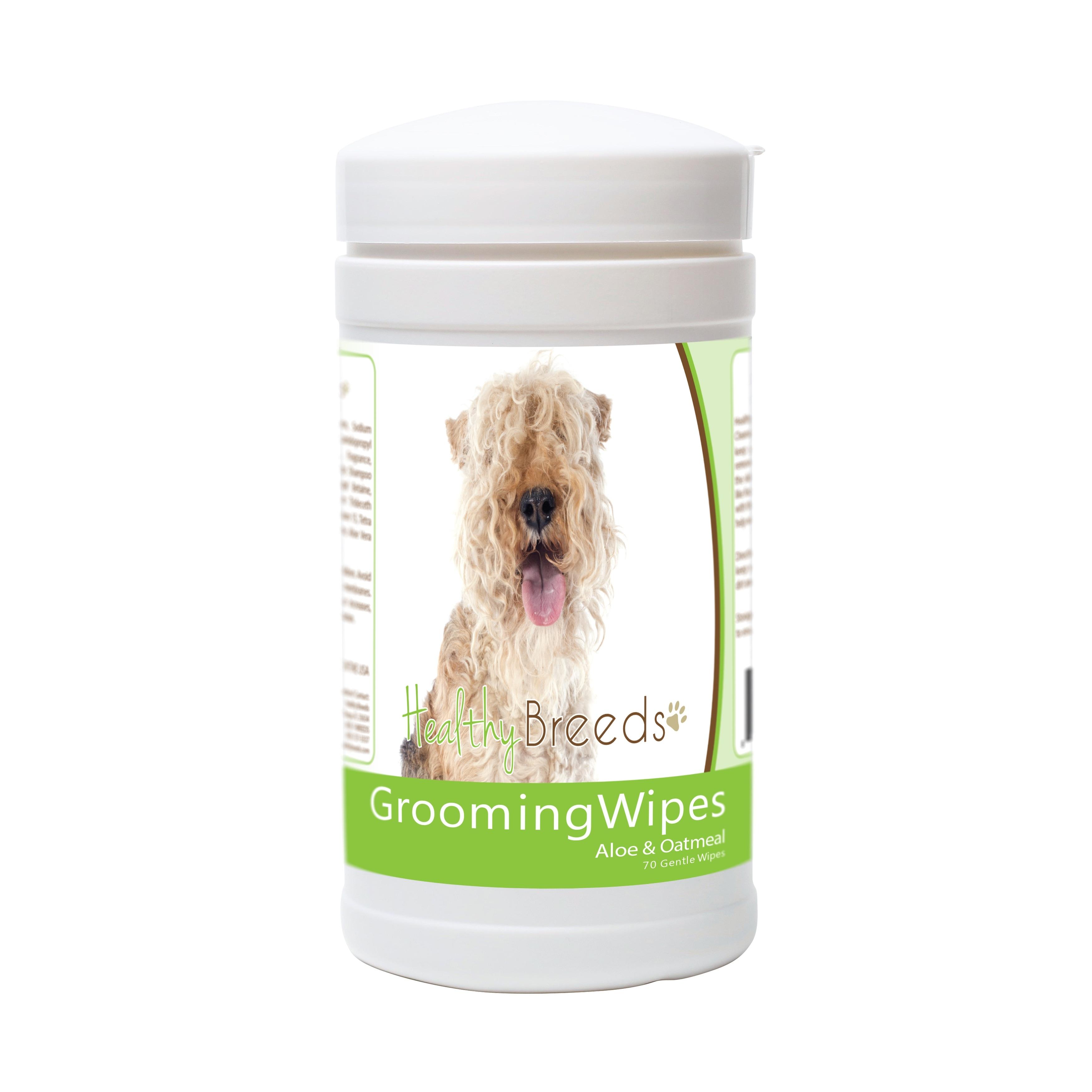 Shop Healthy Breeds Lakeland Terrier Grooming Wipes 70 Ct Free