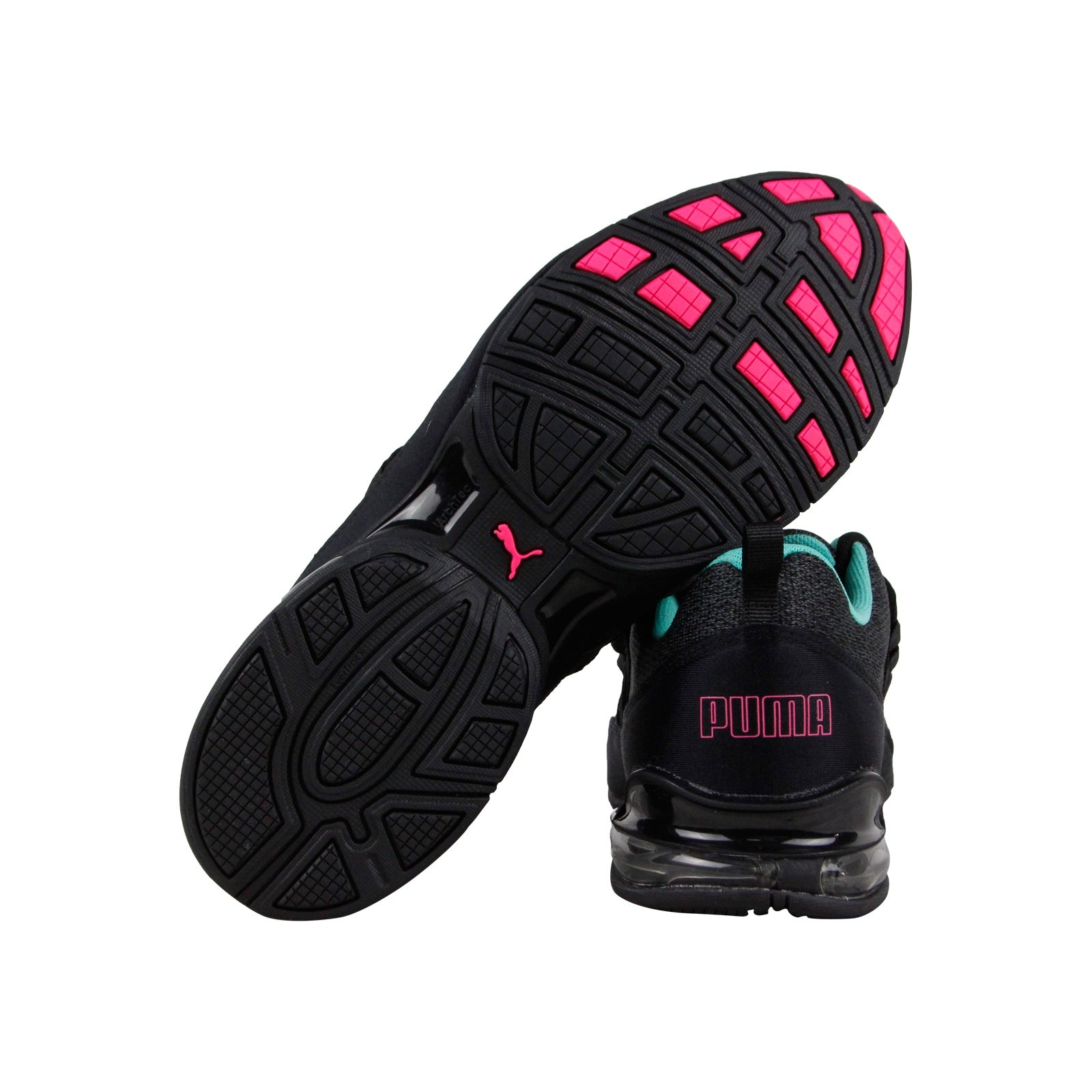 86b86ebe8084e4 Shop Puma Riaze Prowl Womens Black Textile Athletic Lace Up Running Shoes -  Free Shipping Today - Overstock - 25364974