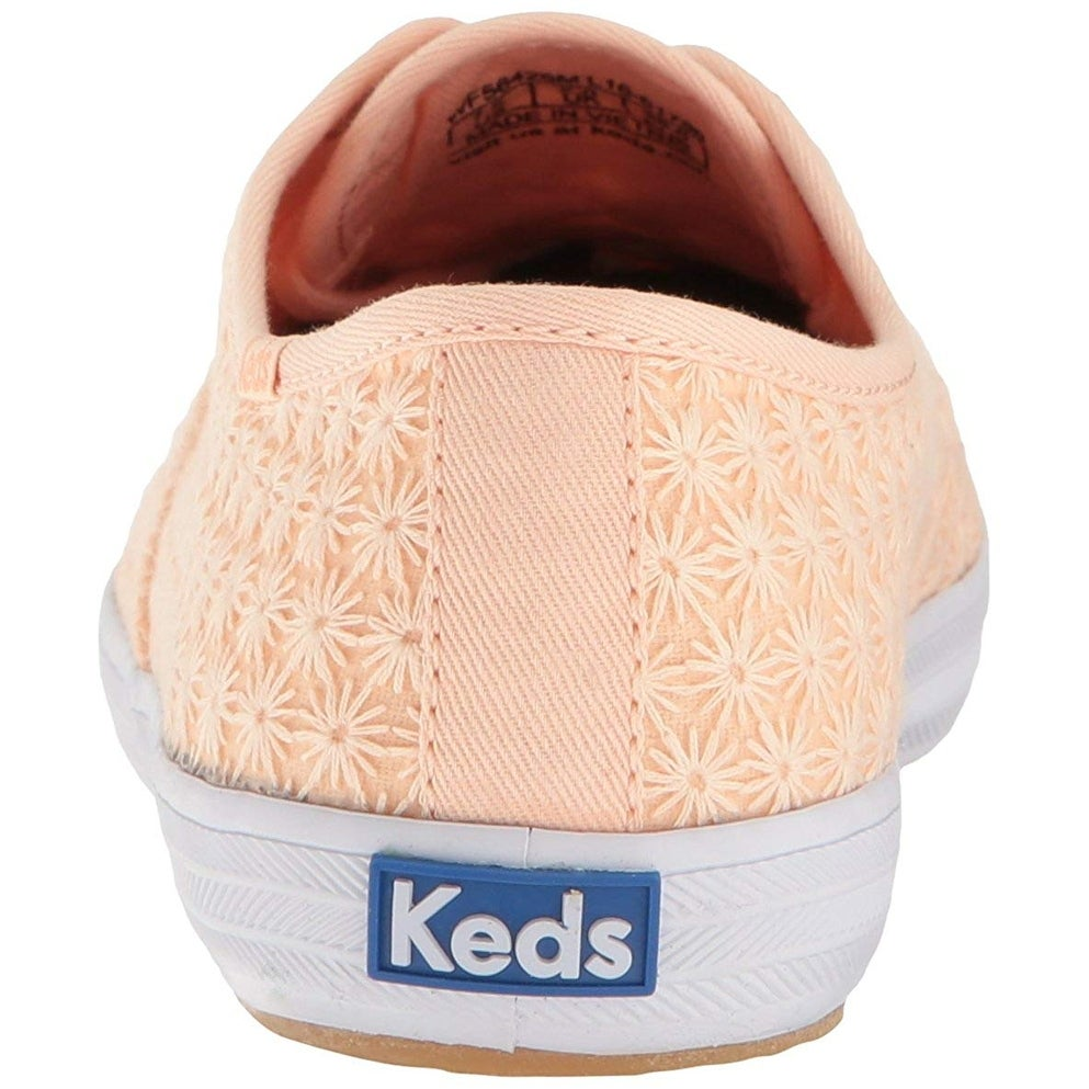 a467c954c9e Shop Keds Womens Champion mini daisy Low Top Lace Up Fashion Sneakers -  Free Shipping On Orders Over  45 - Overstock - 20704285