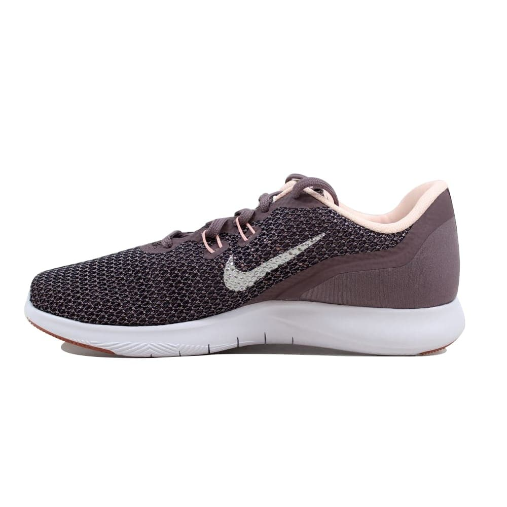 933818ebd95c Shop Nike Women s Flex Trainer 7 Bionic Taupe Grey Metallic Silver  917713-200 Size 8.5 - Free Shipping Today - Overstock - 23436863