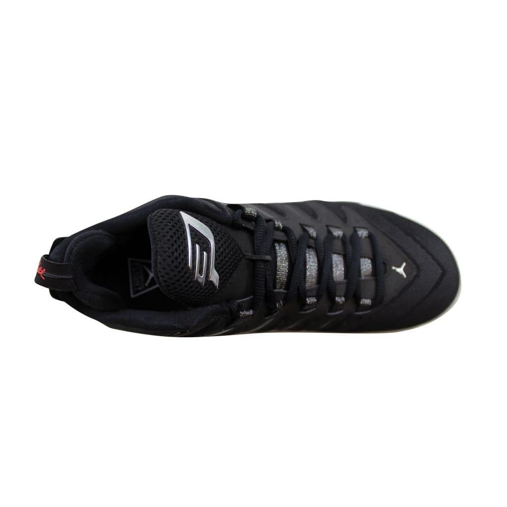 the best attitude 20d2f 4cfe7 Shop Nike Men s Air Jordan CP3 IX 9 Black Metallic Silver-Anthracite Chris  Paul 810868-010 - Free Shipping Today - Overstock - 21893425