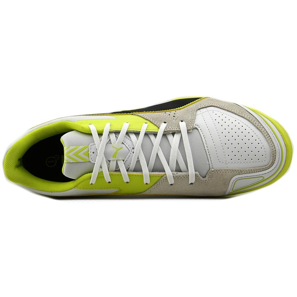 d12047896824 Shop Puma Invicto Sala Men Round Toe Leather White Running Shoe - Free  Shipping On Orders Over $45 - Overstock - 13576857