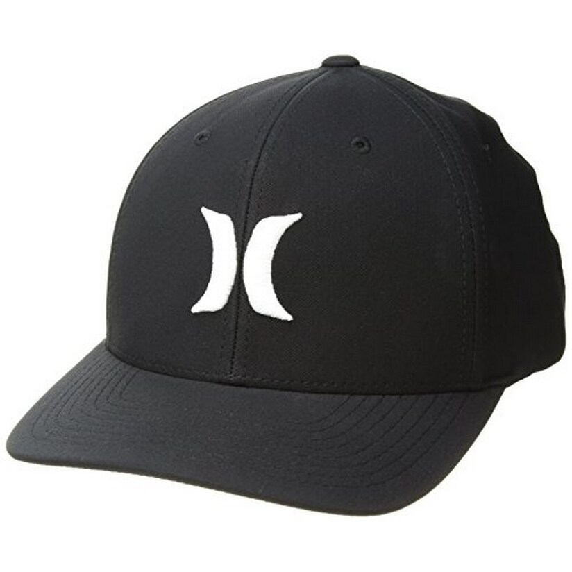 premium selection fe426 820af Hurley Mens Dri Fit One And Only Hat