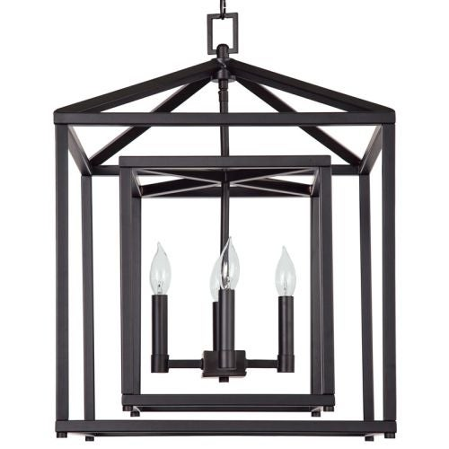 Park harbor phpl5114 17 wide 4 light single tier candle style park harbor phpl5114 17 wide 4 light single tier candle style chandelier with lantern style shade free shipping today overstock 19697093 audiocablefo