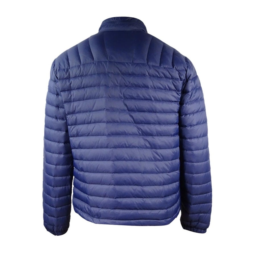 249ee092a308 Shop Lacoste Men s Water-Repellent Ripstop Packable Jacket - Free Shipping  Today - Overstock - 17616660