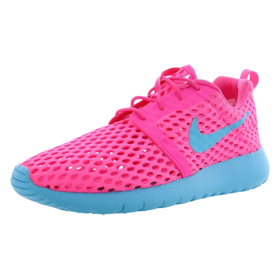 size 40 b3119 8165d Nike Roshe One Flight Weight Athletic Gradeschool Girl's Shoes Size - 5 M  US Big Kid