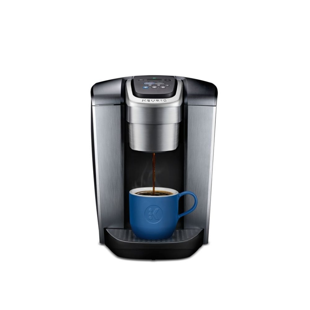 Shop Keurig K Elite Single Serve Coffee Maker Brushed Slate Free