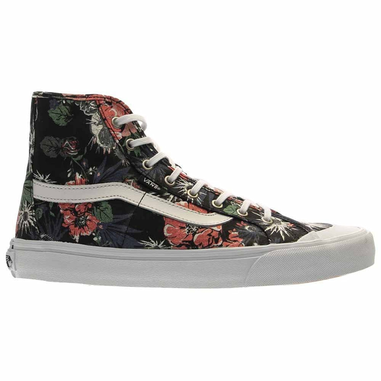 a05856852d Shop Vans BLACK BALI HI SF Desert Floral Black Women s Shoes - floral  blk  - Free Shipping On Orders Over  45 - Overstock - 18539279
