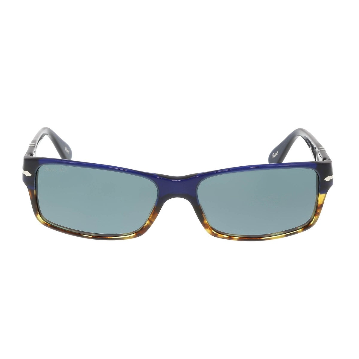 b5b2641d314 Shop Persol PO2747S 955 4N Blue Gradient Tortoise Rectangle Sunglasses - 57- 16-140 - Free Shipping Today - Overstock - 17768413