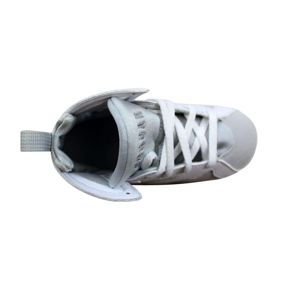 e9b6f6ba63a Shop Nike Air Jordan VII 7 Retro BT White/Metallic Silver Pure Money  304772-120 Toddler - Free Shipping On Orders Over $45 - Overstock - 27600856