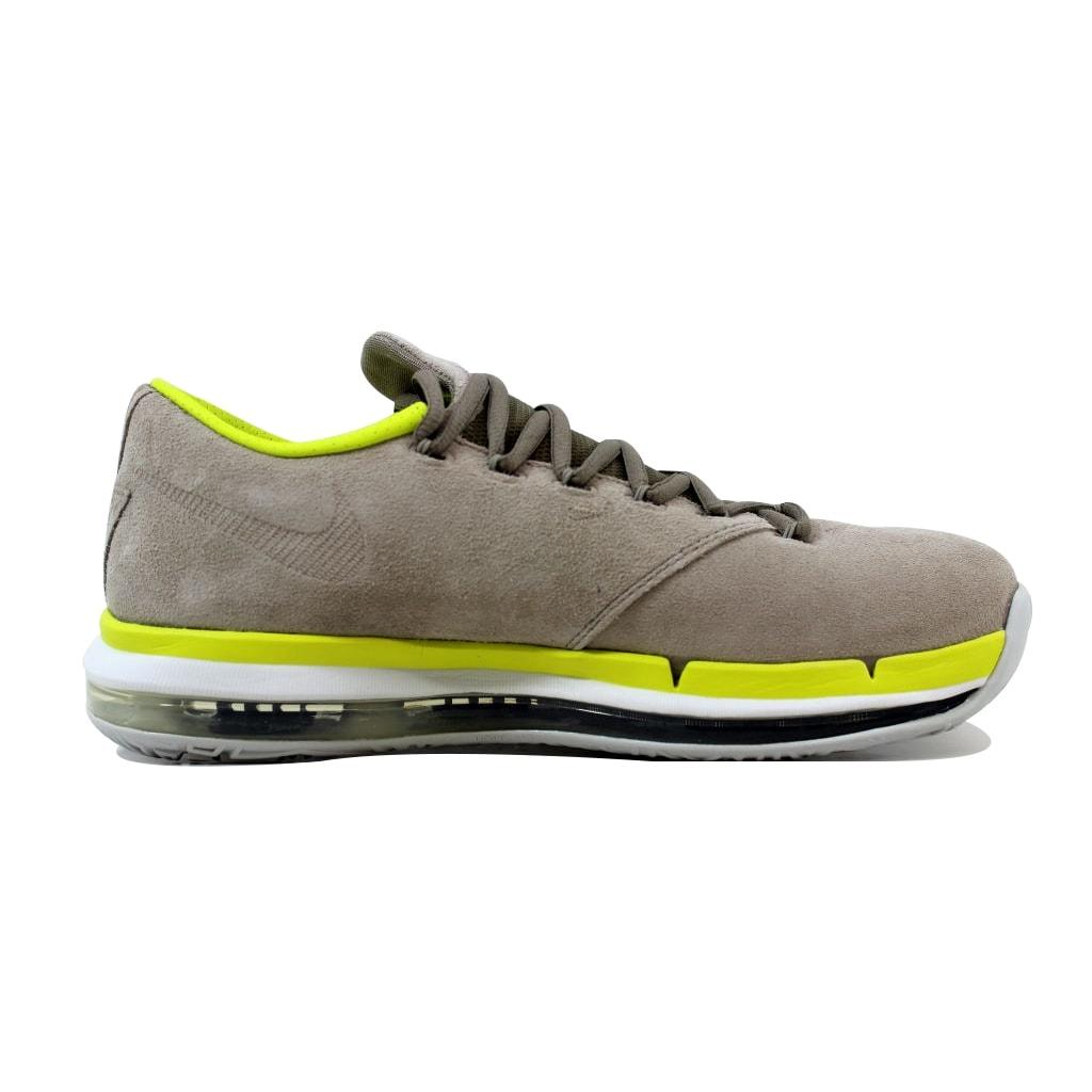 078021a1e75 Shop Nike Men s KD VI 6 Elite Premium Chino Venom Green-Summit White-Grey Fragment  683250-231 Size 10 - Free Shipping Today - Overstock.com - 21141288