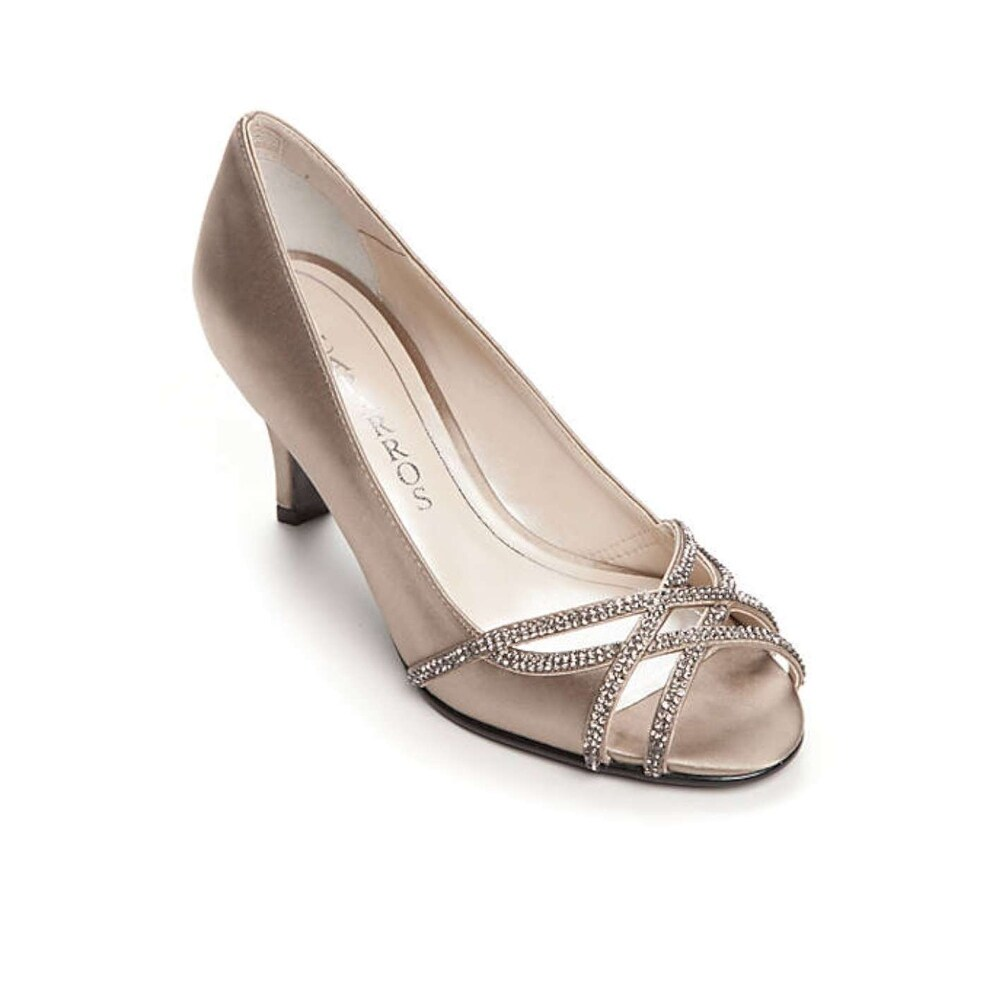 936996a2f4 Shop Caparros Womens Eliza Peep Toe Classic Pumps - Free Shipping Today -  Overstock.com - 17674611