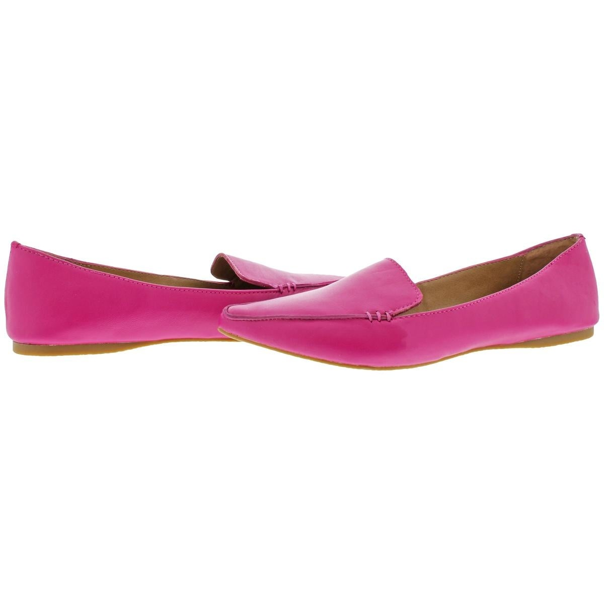c22f06e4915 Shop Steve Madden Womens Feather Loafers - Ships To Canada - Overstock -  22819314