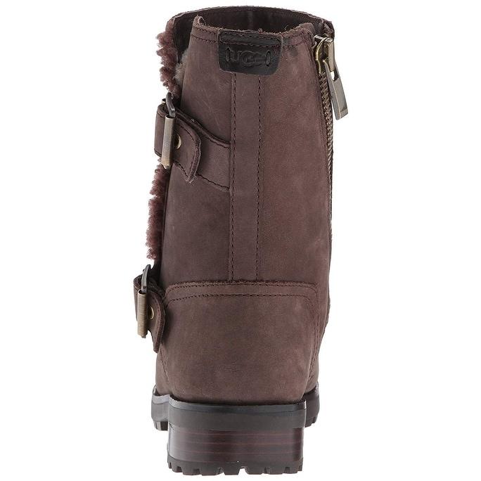 4cb8675efa1 UGG Women's Niels Zippered Boot