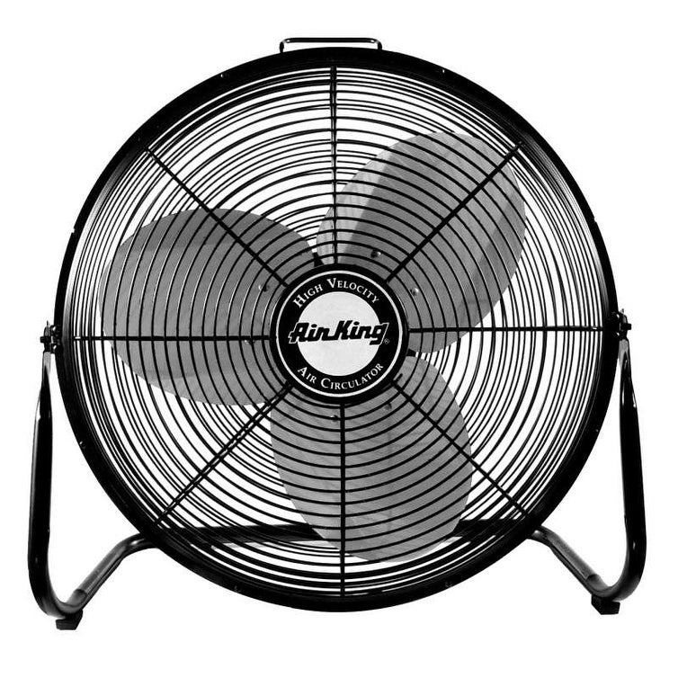 Shop Air King 9212 12 1360 Cfm 3 Speed Industrial Grade Floor Fan