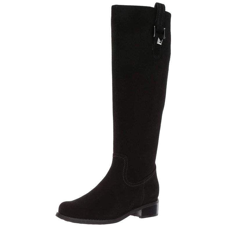 6c55a287ef7 Blondo Women's Velvet Waterproof Riding Boot