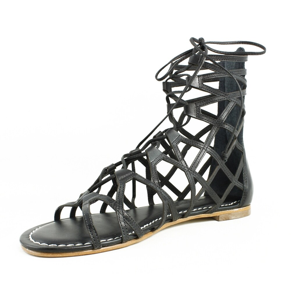 2d7bb648db7d Shop Bernardo Womens Black Gladiator Sandals Size 8 - Free Shipping On  Orders Over  45 - Overstock - 22899899