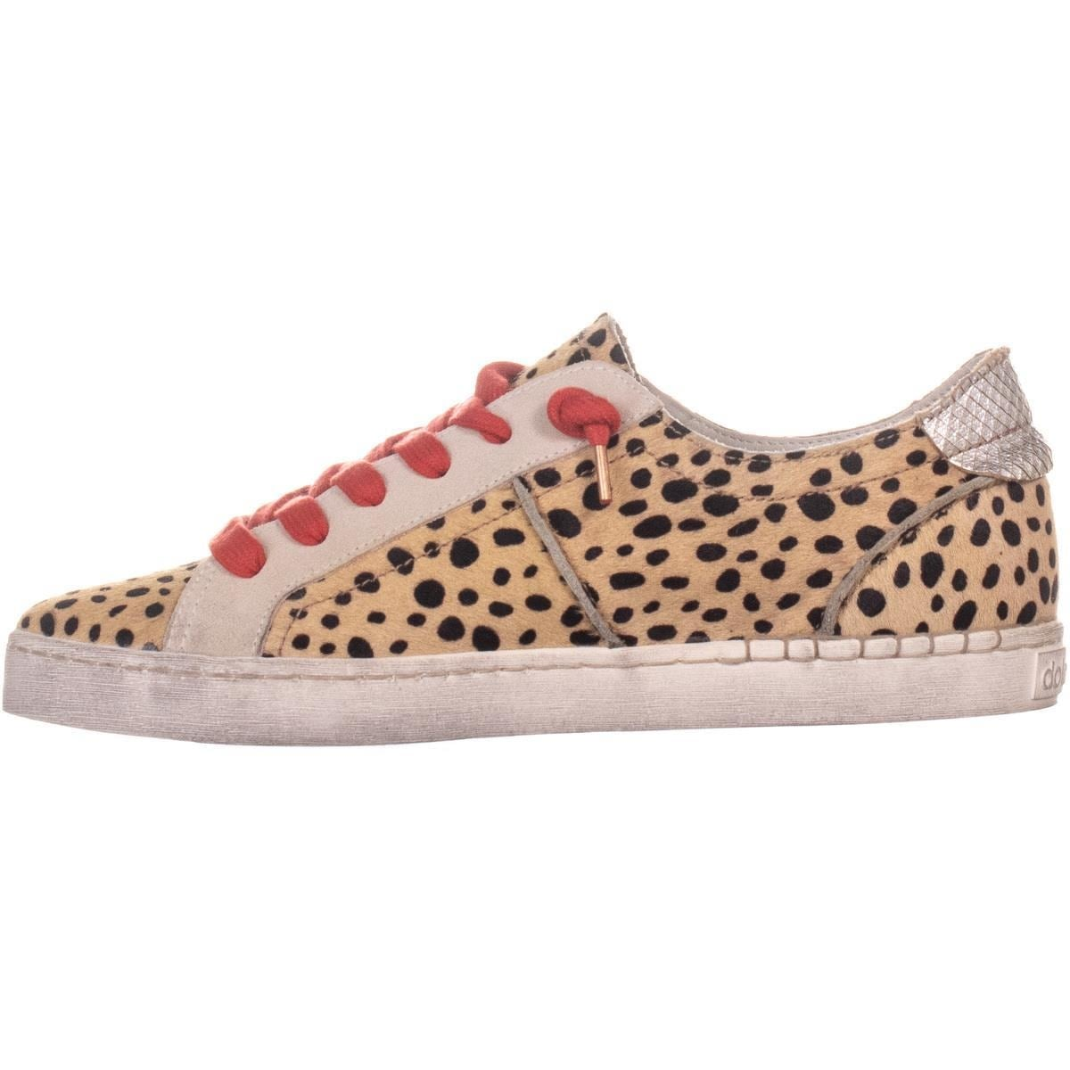 2904165f852e Shop Dolce Vita Zalen Lace Up Sneakers, Leopard - Free Shipping Today -  Overstock - 25769445