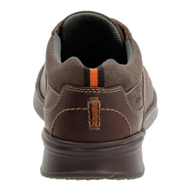 d8331cdb864a Shop Clarks Men s Cotrell Edge Lace Up Shoe Brown Oily Cow Full Grain  Leather - On Sale - Free Shipping Today - Overstock - 12367030