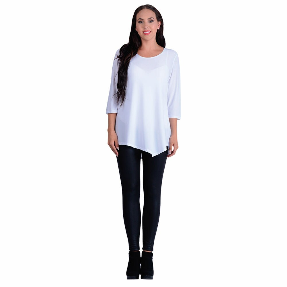 8a85ed6f98f Best Long Tops To Wear With Leggings - Fabulousafter40