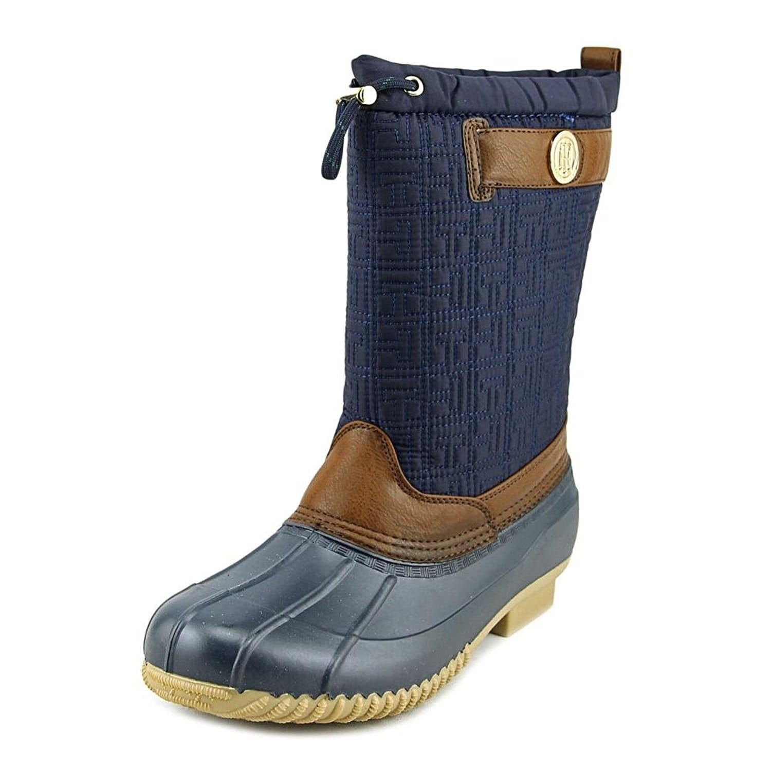 f7eb45209a908 Tommy hilfiger womens romea closed toe mid calf cold weather boots jpg  1500x1500 Boots tommy hilfiger